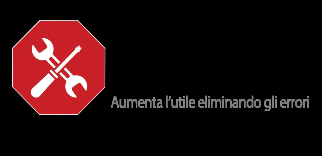 Logo corso Basta errori in officina